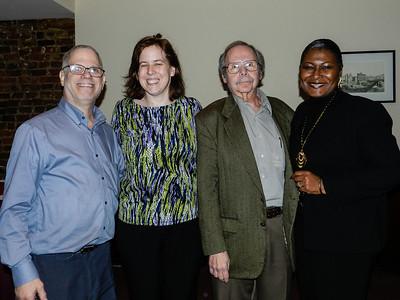 Mark, Beth, Stan & Novella