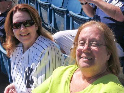 Carole & Gail - George M. Steinbrenner Field
