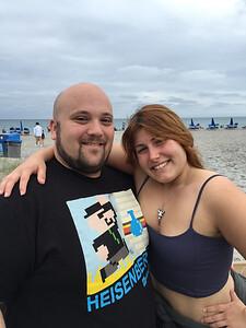 Matt & Danielle @ Delray Beach