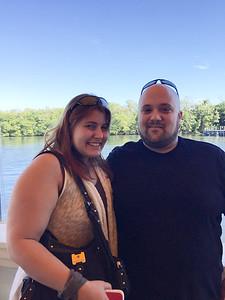 Matt & Danielle @ Banana Boat