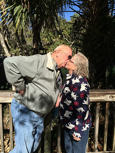 D?onna & Rick @ Blue Spring State Park