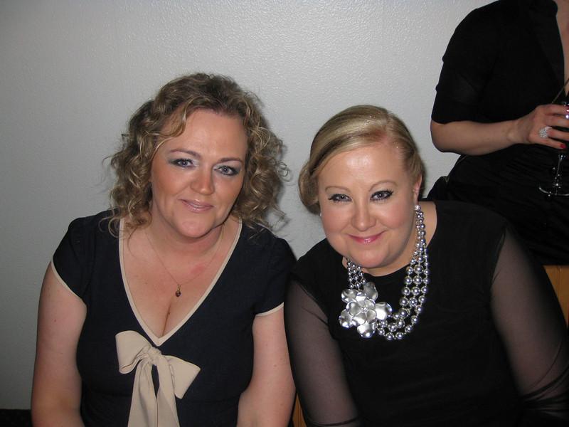 Margrét og Linda