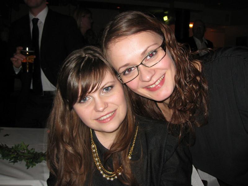 Agnes og Karólína