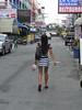 Thai lady on Soi Chiyapoon