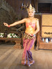 Traditional Thai dancing. Sanctuary of Truth.