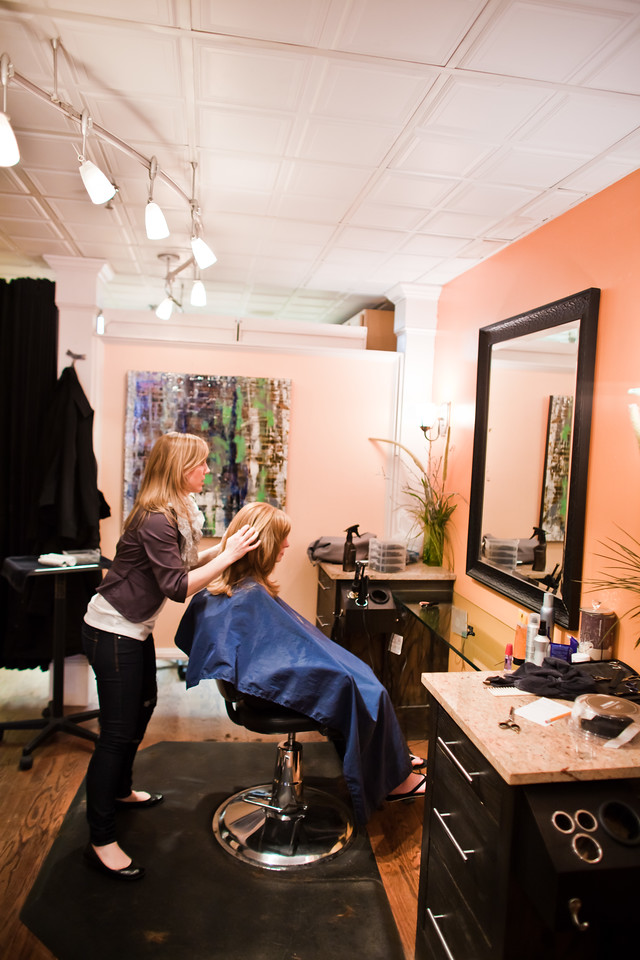 Rocky Greco Salon, Rochester Ny Wedding Photographers