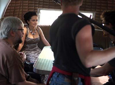 Rozhovor v karavanu pro Konto BARIÉRY