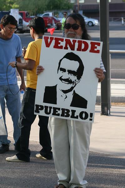 06-10-2011 Boycott Budweiser and Vicente Fernandez