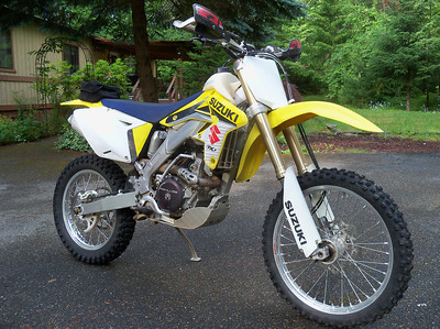 '08 Suzuki RMZ 250