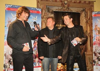 Autor hudby Petr Malásek.