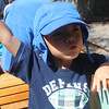 caleb making train noises