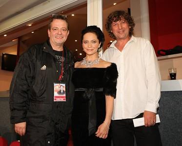 s režisérem a autorem hudby