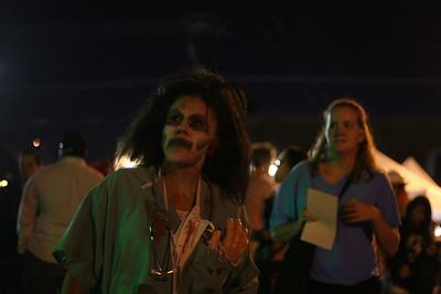 10-07-2011 Revolver Records Zombie Walk