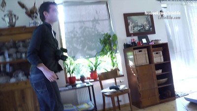 2011-10-13 foceni s Tomasem Dvorakem a novy salon Yes - Lucie Bila 720p C