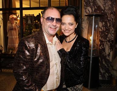 2011-10-19 Michal David a Carmen - Lucie Bila