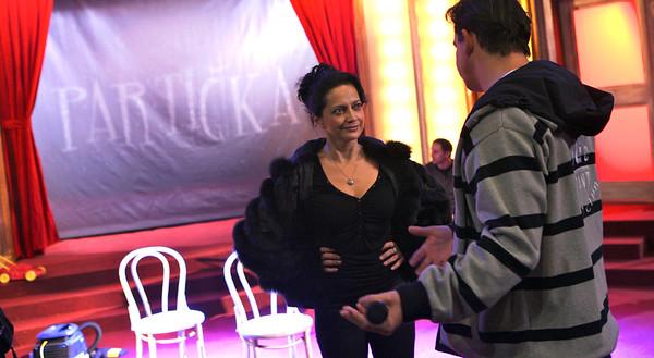 2011-10-23 Silvestrovska Particka - Lucie Bila