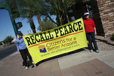11-08-2011 Recall Pearce Election Day