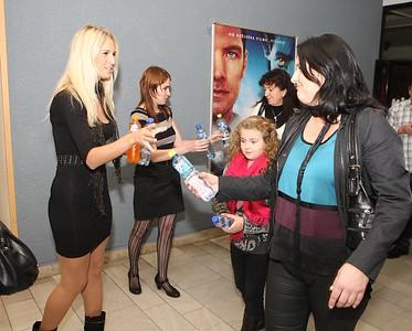 2011-11-22 Bile Vanoce Ostrava - Lucie Bila