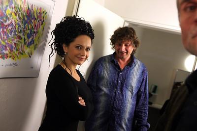 2011-11-23 Bile Vanoce pro Konto Bariery - Lucie Bila