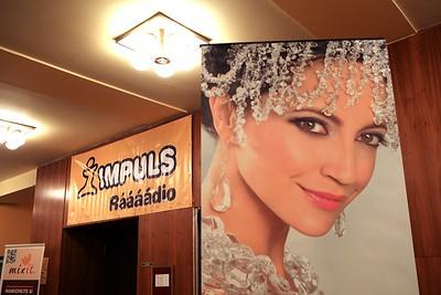 2011-12-16 Bile Vanoce Kutna Hora - Lucie Bila
