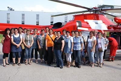 19.05.2011 - Frauen Rega Besichtigung Gossau