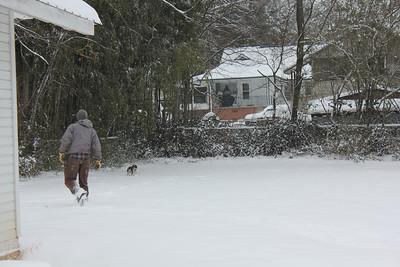 2011-01-10 SNOW!