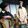 Heather Redmond, left, and Alana Hibbert as Mrs. Muller in Theatre North West production of Doubt, A Parable by John Patrick Shanley. Citizen photo by Brent Braaten  Feb 2 2011
