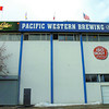 Pacifac Western Brewing will be receiving a facelift. Citizen photo by David Mah