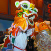 A full house of guests were entertained by the Prince George Chinese Benevolent Society's Lion Dance, at the Exploration Place Saturday night. Citizen photo by David Mah