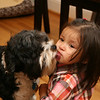 Allie Getting Many, Many Kisses from Cooper