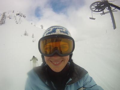 2011-03-06 Skiing