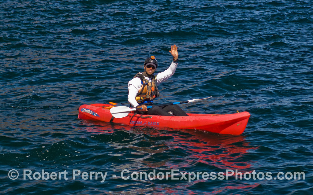 kayaks 2011 05-01 Sta Cruz Island b - 060