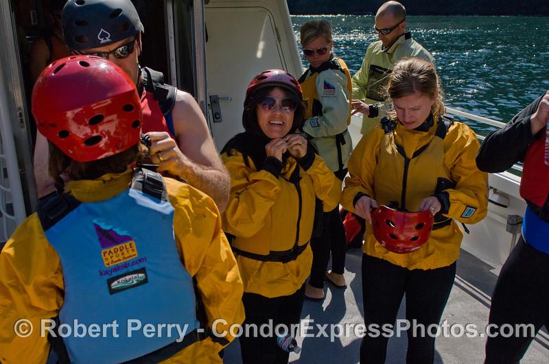 kayaks 2011 05-01 Sta Cruz Island b - 051