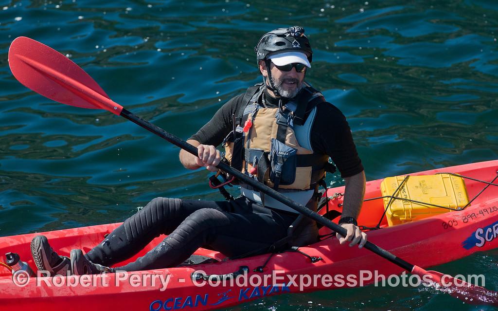 Kayaks 2011 05-01 Sta Cruz Island - 065
