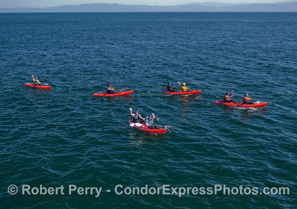 kayaks 2011 05-01 Sta Cruz Island b - 097