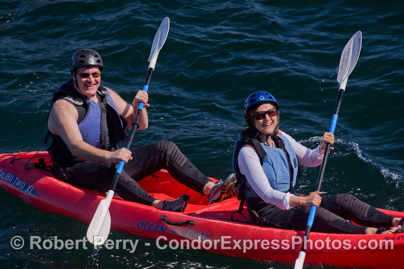 Kayaks 2011 05-01 Sta Cruz Island - 058