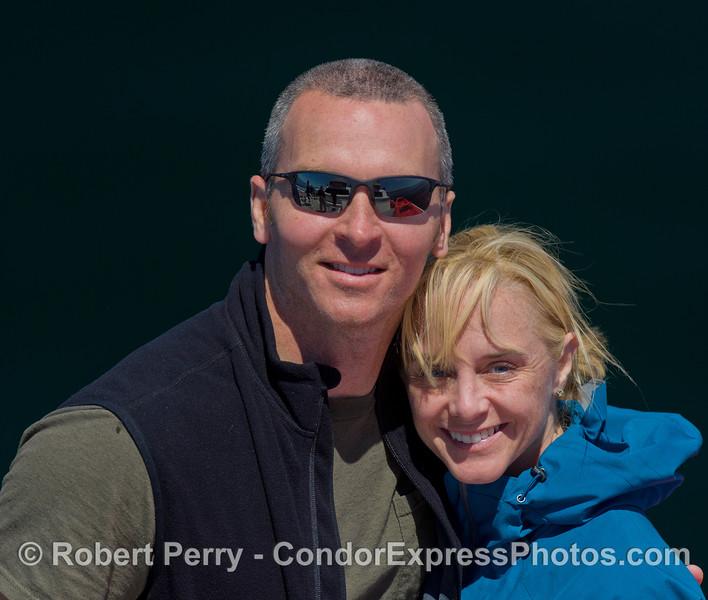 couple on kayak trip 2011 05-01 SB Channel - 001