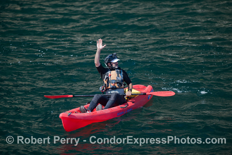 Kayaks 2011 05-01 Sta Cruz Island - 053