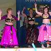 The Raqqafet Al Quamar belly dancers got the crowd going at the Relay for Life. May 16, 2011 Citizen photo by David Mah