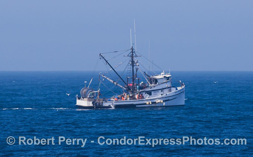 Katalina Phan commercial fishing vessel.