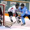 Cougars practice at CN Centre Wednesday morning. Citizen photo by Brent Braaten    Aug 31 2011