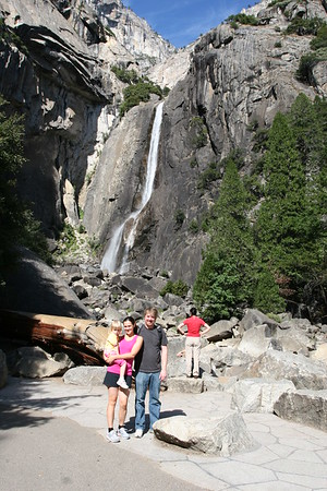 2011-10-18 Wedding and Yosemite
