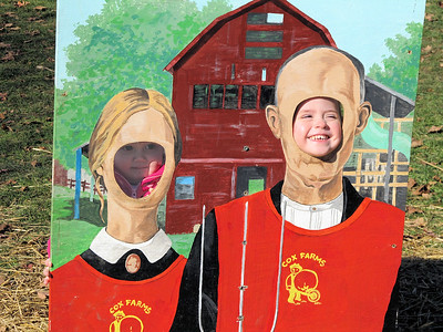Ma and Pa farmer :)