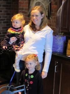 Julie, Brynn and Aubrey
