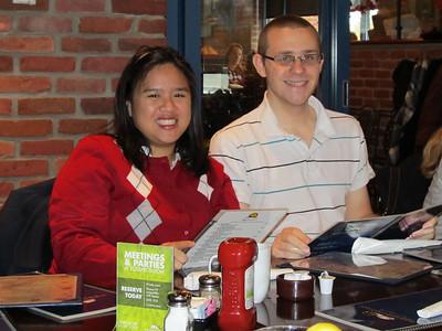 Minh-Hai and Eric