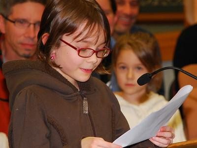 2011-11-21 Village Board Meeting
