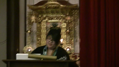 Miharu Okamura Dharma Talk pt 3 of 4 at 2011 Advanced Training
