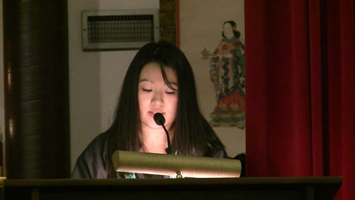 Krista Nakano Dharma Talk pt 2 of 2 at 2011 Advanced Training