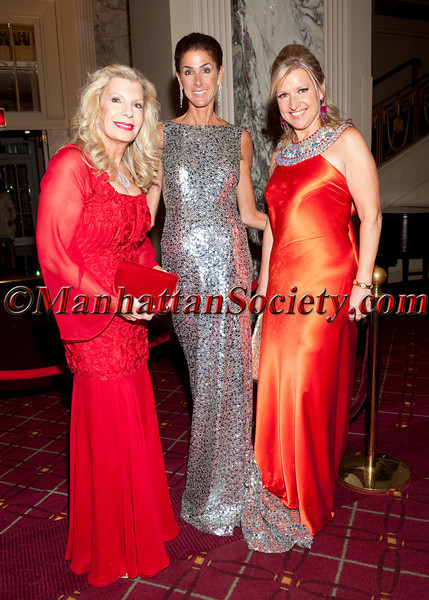 "Princess Yasmin Aga Khan, Somers Farkas, Mindy Grossman attend 2011 Alzheimer's Association of New York Rita Hayworth Gala – ""Hollywood Glamour"" on Tuesday, October 25, 2011 at The Waldorf Astoria Hotel, 301 Park Avenue, New York City, NY  PHOTO CREDIT: ©Manhattan Society.com/Christopher London"