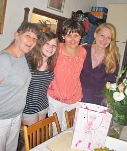 2011 Annie Birthday